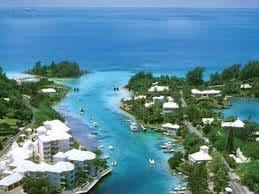 Бермудские острова все более прозрачны