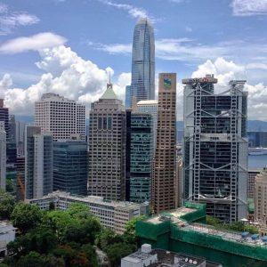 Гонконг опубликовал предварительный проект бюджета