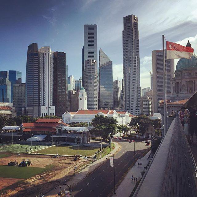 Singapore and UAE