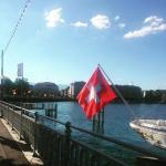 Швейцария и США