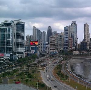 Panama bay
