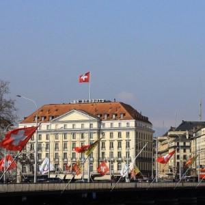 Fountain Switzerland