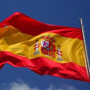 Флаг Іспанії