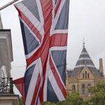Флаг на доме
