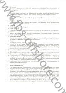 Учредительный договор и устав компании стр.8