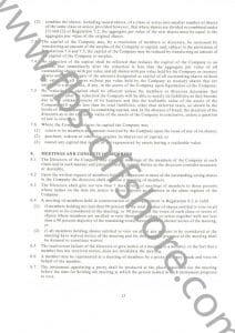 Учредительный договор и устав компании стр.13