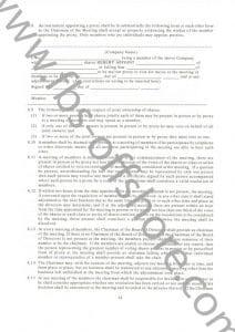 Учредительный договор и устав компании стр.14