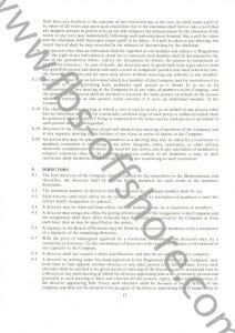 Учредительный договор и устав компании стр.15