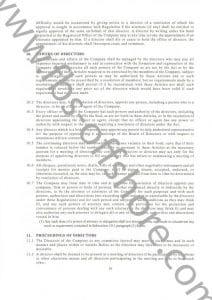 Учредительный договор и устав компании стр.16