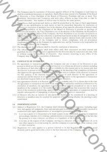 Учредительный договор и устав компании стр.18