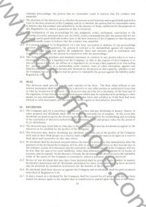 Учредительный договор и устав компании стр.19