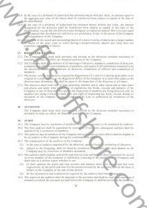 Учредительный договор и устав компании стр.20