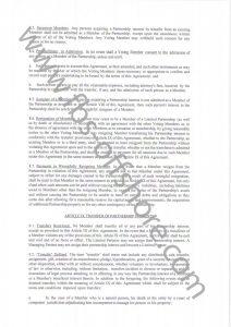 Соглашение о партнерстве стр.7