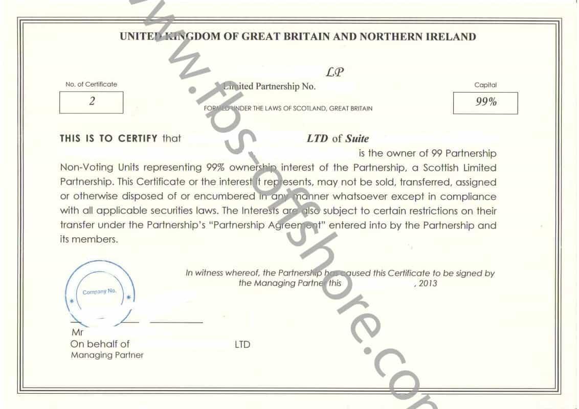 Сертификат капитала 2
