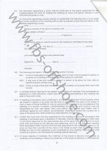 Устав компании стр.8