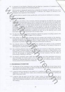 Устав компании стр.10
