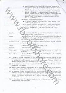 Устав компании стр.2