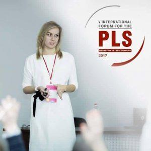 Директор по маркетингу FBS Елена Ткачук проведет мастер-класс в рамках V Международного форума продвижения юридических услуг PLS