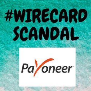 Payoneer выступил с пресс-релизом относительно ситуации с Wirecard