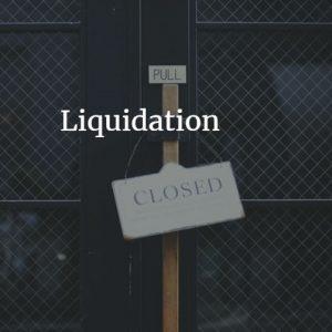 Ликвидация компании в Великобритании