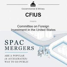 Управление рисками (не)подачи отчетности Комитету по иностранным инвестициям США при осуществлении de-SPAC транзакций